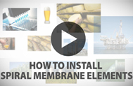 How-to-Install-Spiral-Membrane-Elements